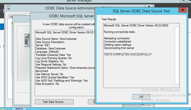 How To Install Odbc Driver In Windows 7